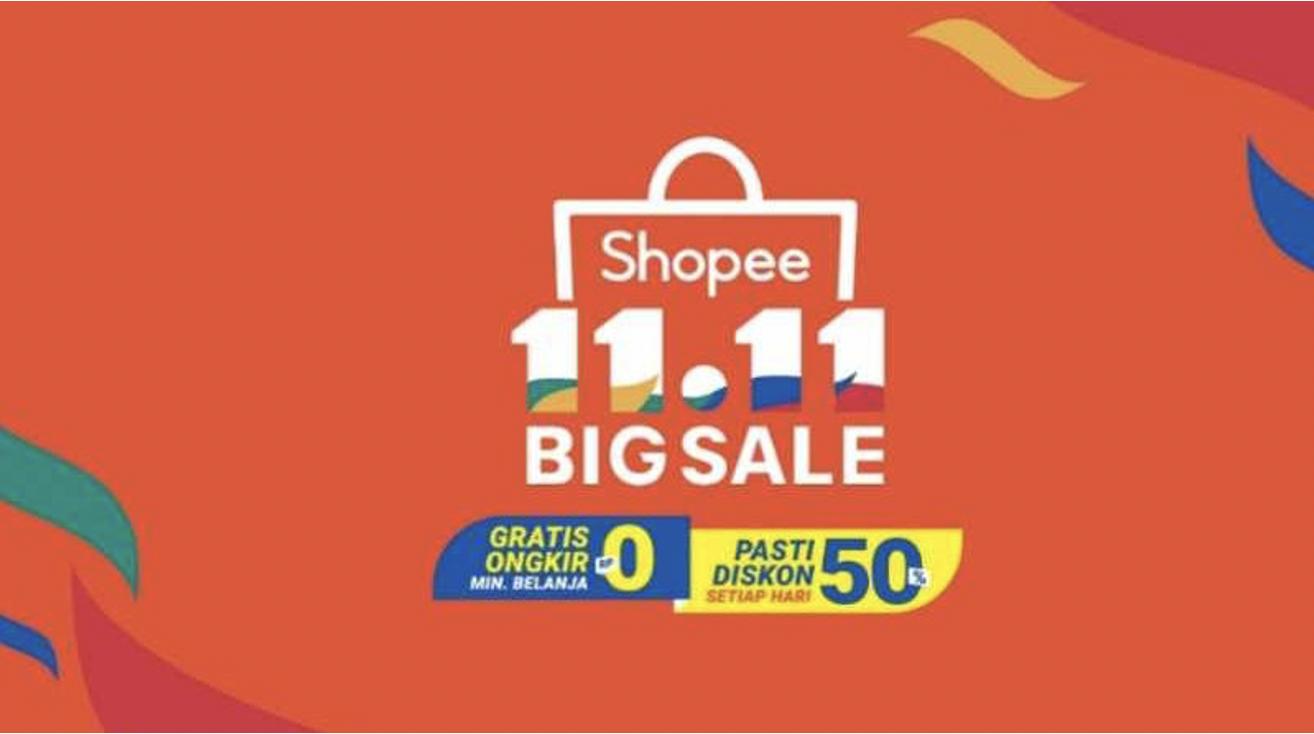 Belanja Banyak Tetap Hemat Dalam Promo Puncak Shopee 11 11 Big Sale Besok Get Diskon Blog