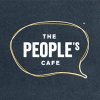 The People's Cafe Logo