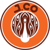 J.CO Donuts & Coffee Logo