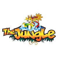 The Jungle Water Adventure Logo