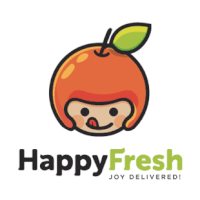Happy Fresh Logo