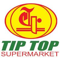 TIP TOP Supermarket Logo