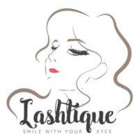 Lashtique Logo