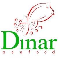 Dinar Seafood Logo