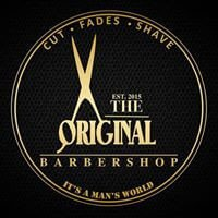 The Original Barber Shop Logo