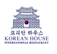 Korean House Restaurant Logo