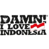 Damn! I Love Indonesia Logo