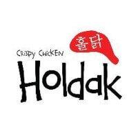 Holdak Crispy Chicken Logo