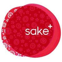 Sake+ Logo
