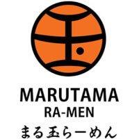 Marutama Ramen Logo