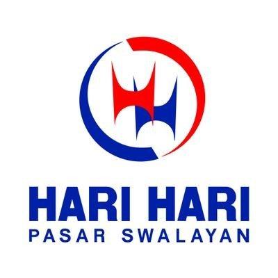 Hari Hari Pasar Swalayan Logo