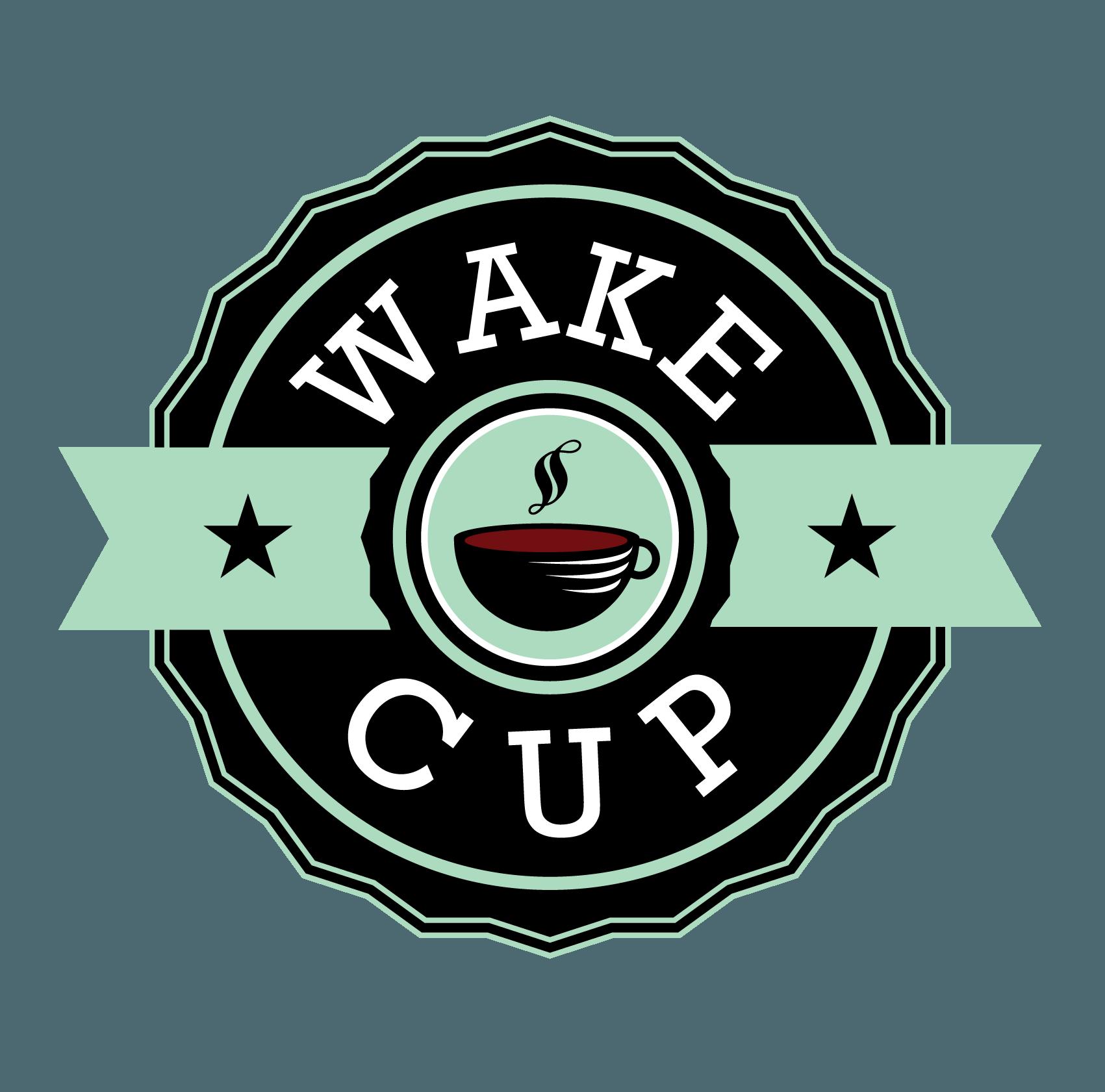Wake Cup Coffee Logo