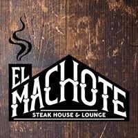 El Machote SteakHouse & Lounge Logo