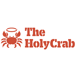 The Holy Crab Logo