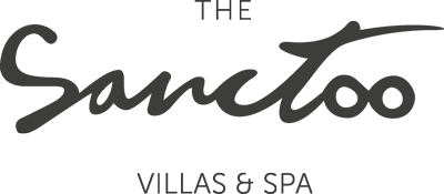 The Sanctoo Villas & Spa Logo