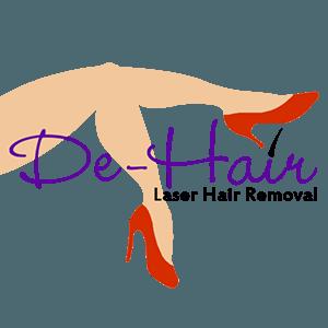 De Hair Logo