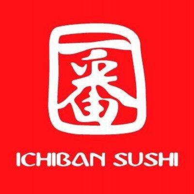 Ichiban Sushi Logo