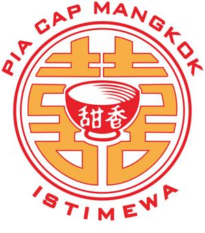Pia Cap Mangkok Logo