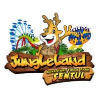 Jungle Land Adventure Theme Park Logo