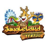 Jungle Land Adventure Theme Park Logo