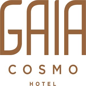 Gaia Cosmo Hotel Logo