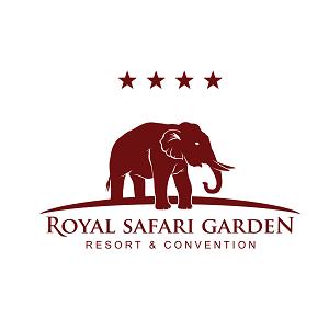 Royal Safari Garden Resort & Convention Logo