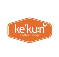 Kekun Coffee Shop Logo