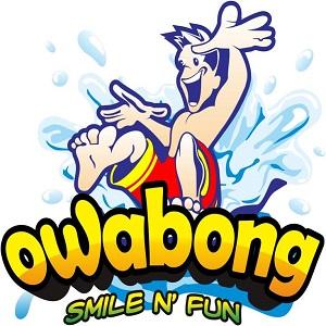 Owabong Waterpark Logo