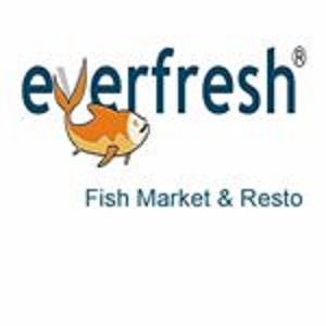 Everfresh Fish Market Logo