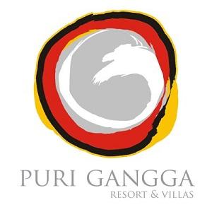 Puri Gangga Resort Logo