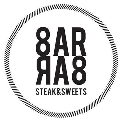 Bar Bar Steak and Sweets Logo