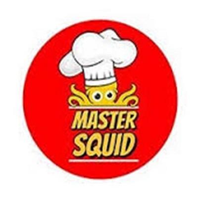 Master Squid Logo