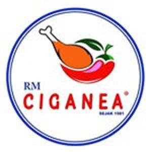 Rumah Makan Ciganea Logo