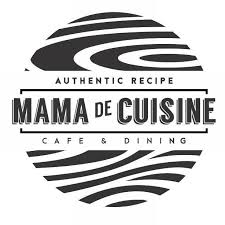 Mama de Cuisine Logo