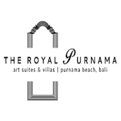 The Royal Purnama Logo