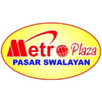 Metro Plaza Pasar Swalayan Logo