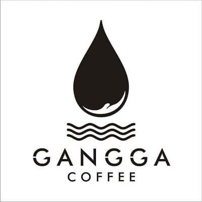 Gangga Coffee Logo