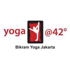 Bikram Yoga@42 Logo