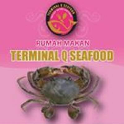 Terminal Q Seafood Logo