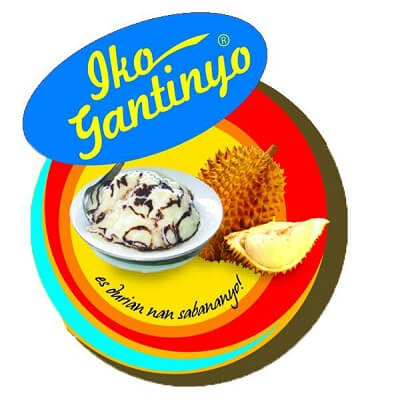Es Durian Iko Gantinyo Logo