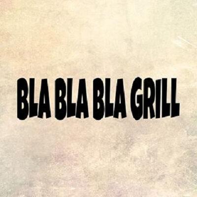 Bla Bla Bla Grill Logo