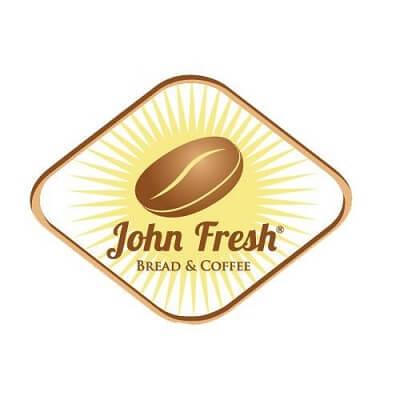John Fresh Bread & Coffee Logo