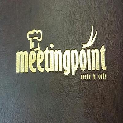 Meeting Point Resto & Cafe Logo
