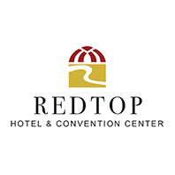 REDTOP Hotel & Convention Center Logo