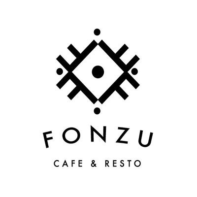 Fonzu Cafe & Resto Logo