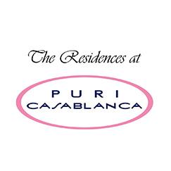 Puri Casablanca Residences Logo