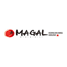 Magal Korean BBQ Logo