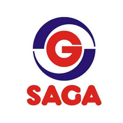 Saga Supermarket Logo