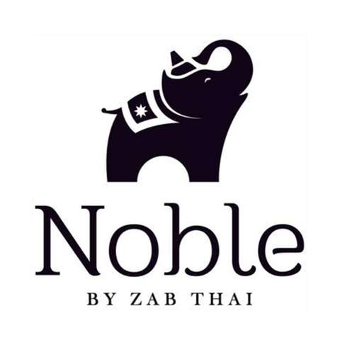 Noble by Zab Thai Logo