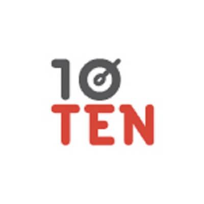 10 Ten Resto Logo